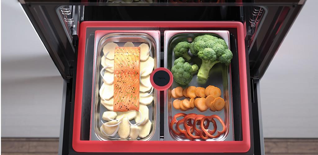 Teka :Convierte tu horno en un horno a vapor con SteamBox