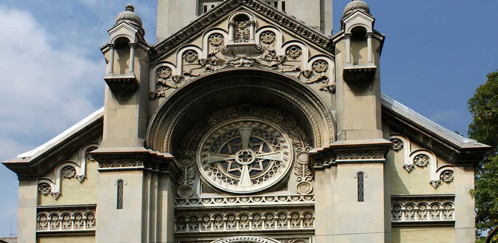 Parroquia Sagrada Familia en Roma, una joya arquitectónica con historia y legado