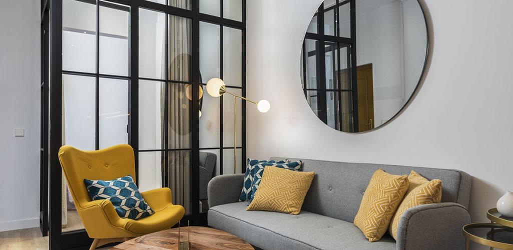 Cómo utilizar espejos en la decoración de tu casa según el Feng Shui