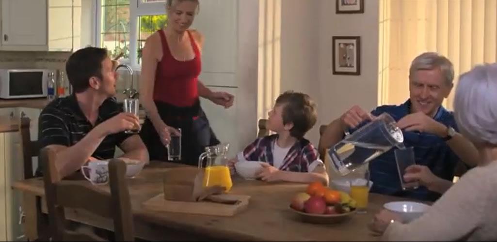 Doulton Water Filters te ayuda a alcanzar el bienestar familiar deseado