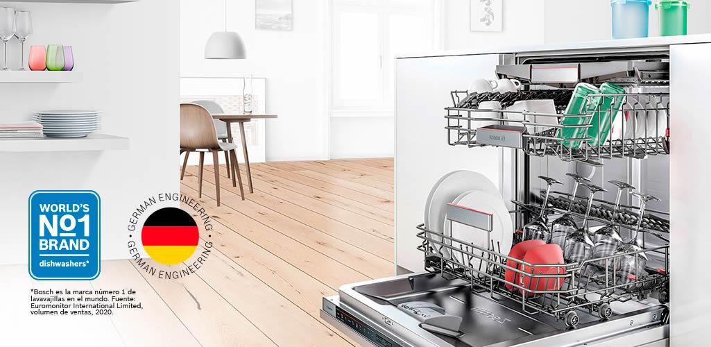 Bosch: La solución perfecta para ganar tiempo libre en casa