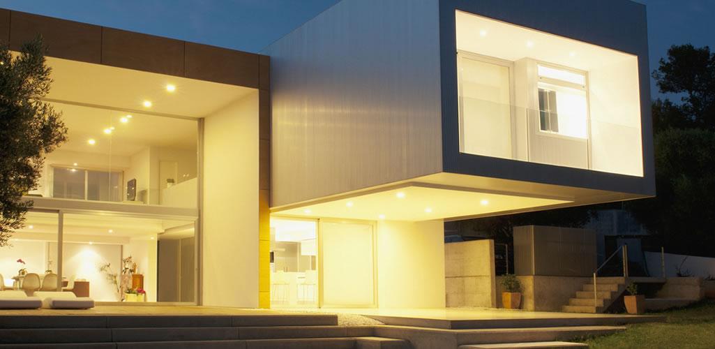 Ideas para mejorar la iluminación en exteriores en casa