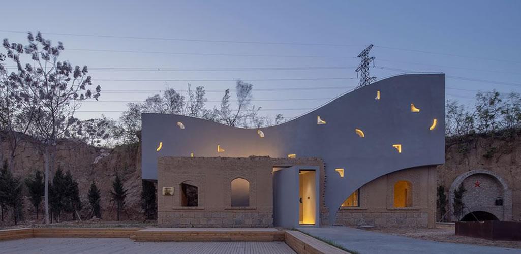 Cuando la arquitectura moderna y la tradicional encajan a la perfección