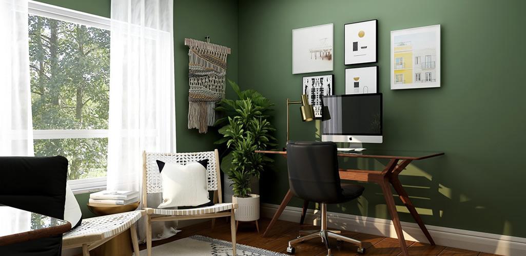 Tendencias déco para mejorar tu espacio de oficina en casa