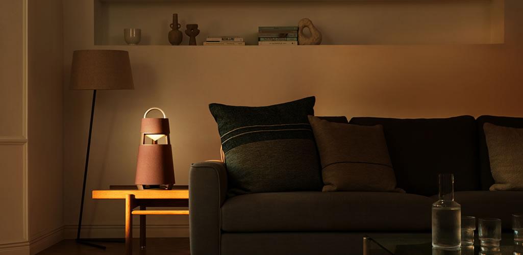 LG presenta Xboom 360 con sonido premium y diseño elegante para cualquier momento y lugar