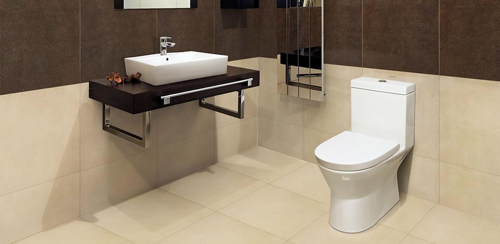 Celima Trebol te ayuda: 10 tips para decorar un baño pequeño