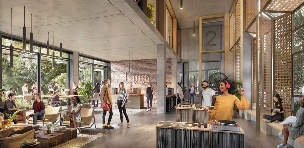 Éste es el primer edificio sustentable de Foster + Partners en Chile