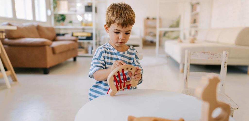 El método Montessori también se aplica en la decoración del hogar