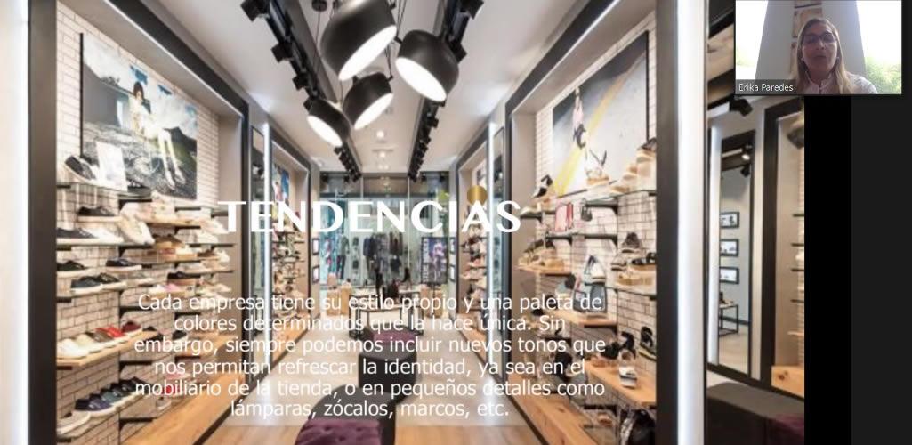 Dossier presentó el curso online: Diseño de Espacios Comerciales