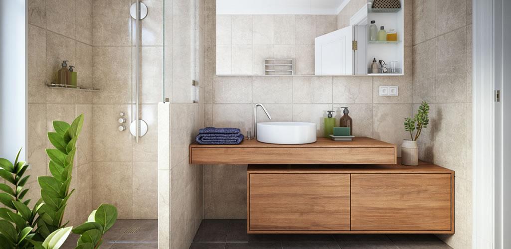 Los 10 sencillos trucos decorativos para que tu baño obtenga un toque lujoso