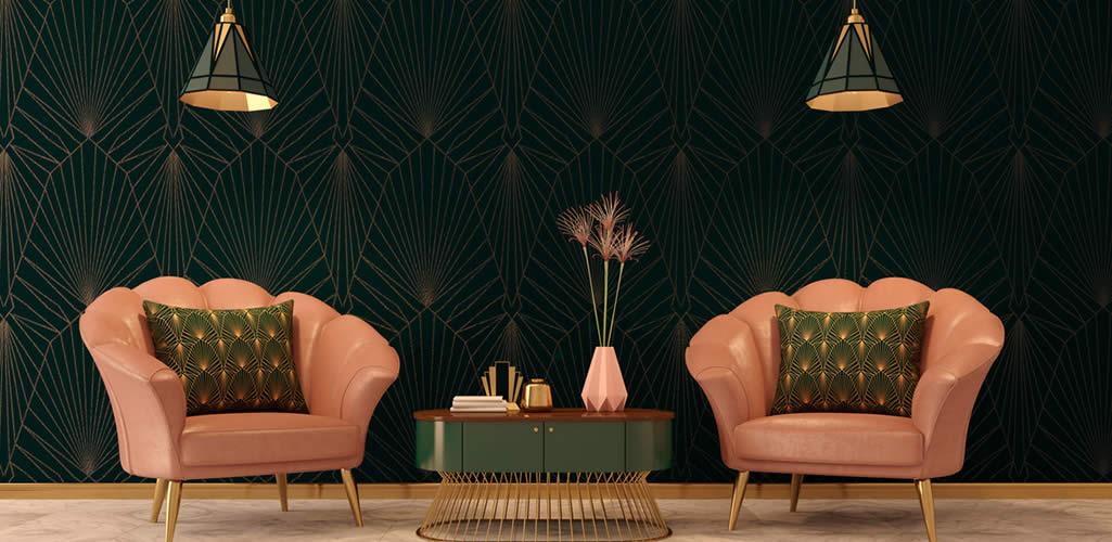 Art Déco, la tendencia decorativa más popular del momento