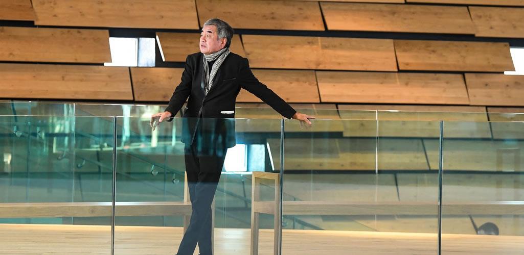 Kengo Kuma: el arquitecto más influyente del mundo